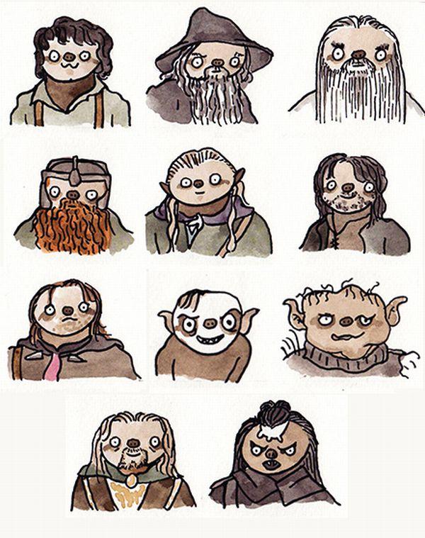 sloth-lotr