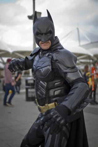 Batman - MCM London Comic-Con 2013