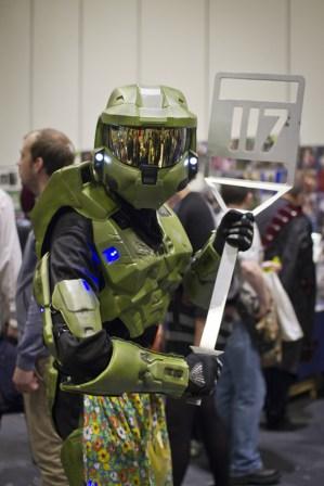 Master Chief - MCM London Comic-Con 2013