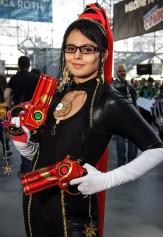 Bayonetta – New York Comic Con (NYCC) 2013 - Geeks are Sexy