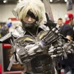 Raiden (Metal Gear) - MCM London Comic-Con 2013