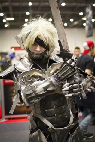 Raiden (Metal Gear) - MCM London Comic-Con 2013
