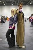 The Doctor - MCM London Comic-Con 2013