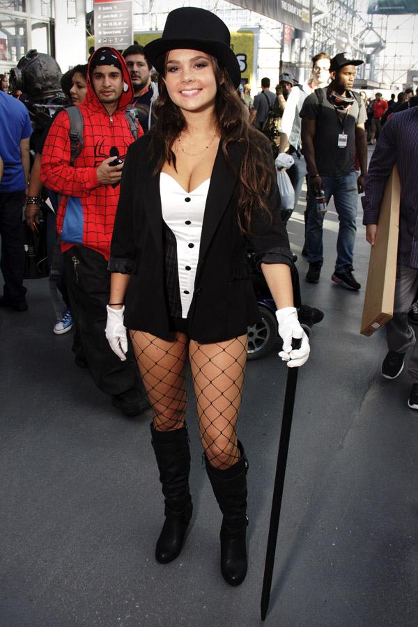 Zatanna – New York Comic Con (NYCC) 2013 - Geeks are Sexy