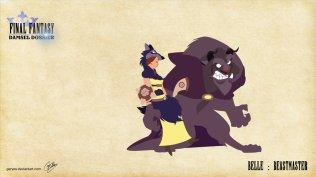 Belle - Beastmaster - Artwork: Geryes