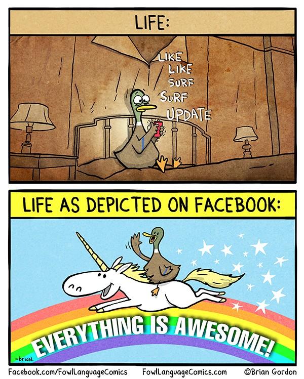 life-facebook