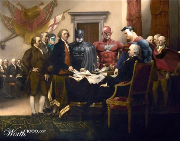 Declaration of Independence - Ufurgger