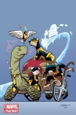 X-Men - Artwork by Samnee