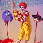 BADASS Ronald McDonald