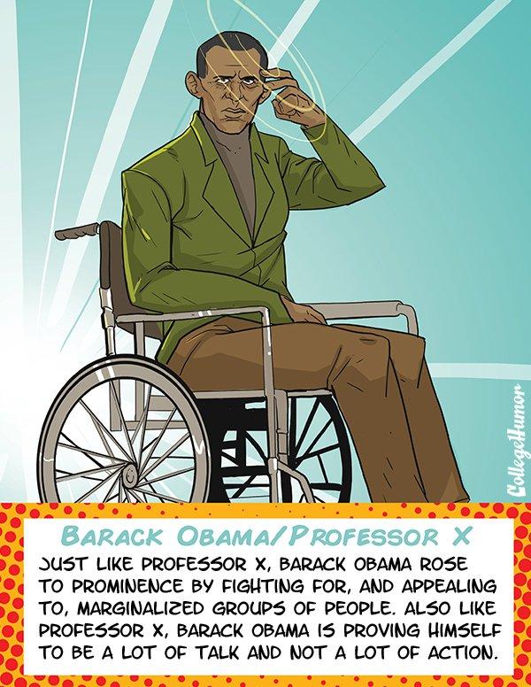 Obama_Professor X