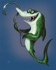 batman shark 10