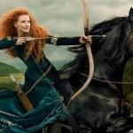 Jessica Chastain_Leibovitz_Brave
