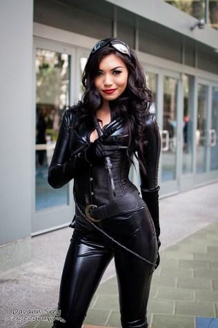 Catwoman - Wondercon 2014 - Photo by Davan Srey