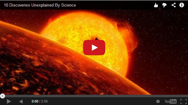 10 Discoveries Unexplained By Science