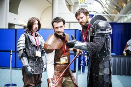 GOT - SDCC 2014 - Geeks are Sexy