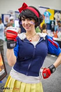 Snow White - SDCC 2014 - Photo: Geeks are Sexy