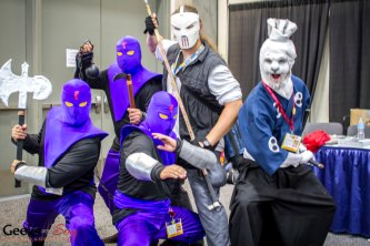 TMNT Cosplay - SDCC 2014 - Geeks are Sexy
