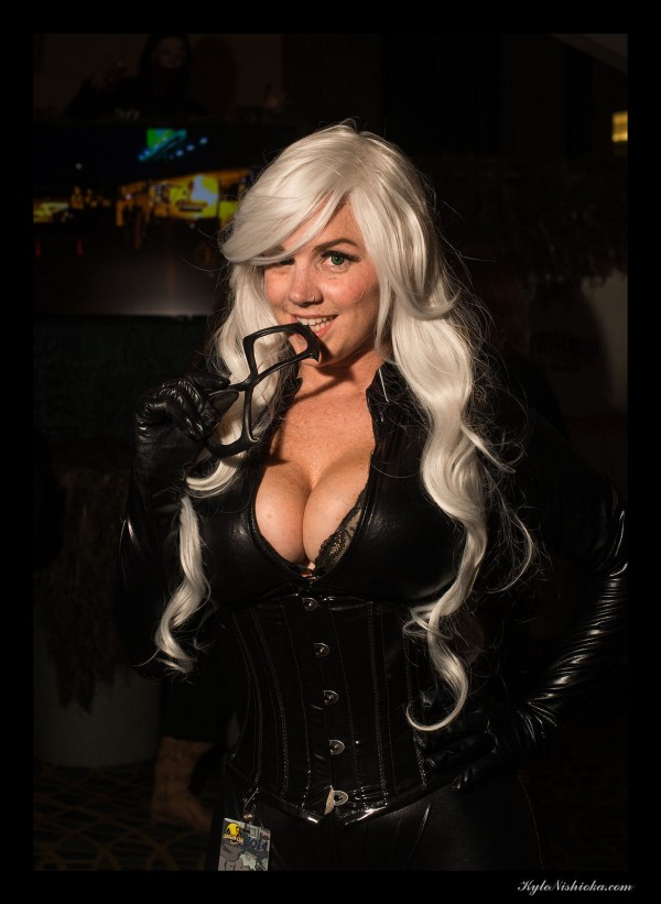 Black Cat (DragonCon 2014) Photography: Kyle Nishioka