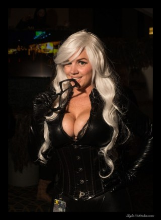 Black Cat (DragonCon 2014) Photography: Kyle Nishioka