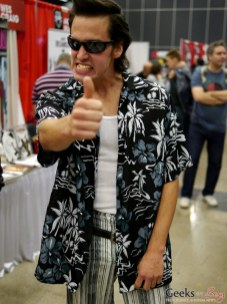 Ace Ventura – Montreal Comic Con 2014 – Photo by Geeks are Sexy