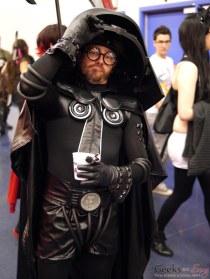 Dark Helmet (Spaceballs) - Montreal Comic Con 2014 - Photo by Geeks are Sexy