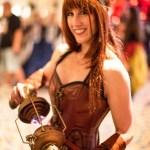 Steampunk Lady (DragonCon 2014) Photography: Counse