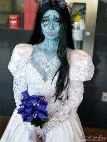 The Corpse Bride - Comiccon de Québec 2014 - Photo by Geeks are Sexy