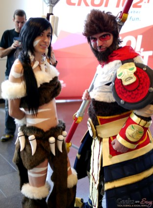 League of Legends - Comiccon de Québec 2014 - Photo by Geeks are Sexy