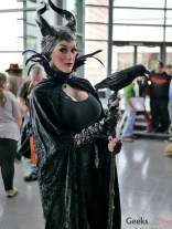 Maleficent - Comiccon de Québec 2014 - Photo by Geeks are Sexy