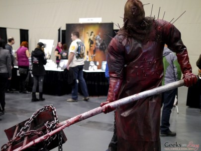 Silent Hill - Comiccon de Québec 2014 - Photo by Geeks are Sexy