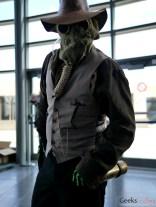 Scarecrow - Comiccon de Québec 2014 - Photo by Geeks are Sexy