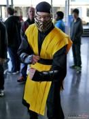 Scorpion (Mortal Kombat) – Comiccon de Québec 2014 – Photo by Geeks are Sexy