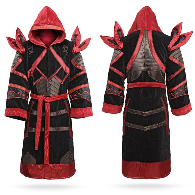 Become A World Of Warcaft Character With These Wow Robes