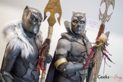 Black Panther - San Diego Comic-Con 2015 - Photo by Geeks are Sexy
