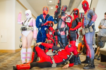 Deadpools - San Diego Comic-Con 2015 - Photo by Geeks are Sexy