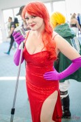 Jessica Rabbit - San Diego Comic-Con 2015 - Photo by Geeks are Sexy