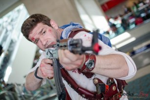 Nathan Drake - San Diego Comic-Con 2015 - Photo by Geeks are Sexy