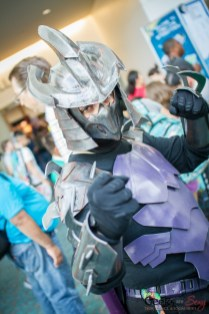 Shredder - San Diego Comic-Con 2015 - Photo by Geeks are Sexy