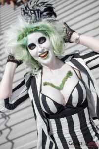Beetlejuice - San Diego Comic-Con 2015 - Photo by Geeks are Sexy