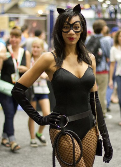 Catwoman - San Diego Comic-Con 2015 - Photo by San Diego Comic-Con 2015 - Photo by San Diego Shooter