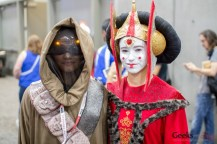 Padme Amidala and Friend - San Diego Comic-Con 2015 - Photo by Geeks are Sexy