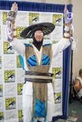Raiden (Mortal Kombat) - San Diego Comic-Con 2015 - Photo by Geeks are Sexy