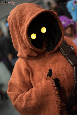 Jawa - Quebec City Comic Con 2015 - Photo by Geeks are Sexy