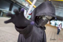 Kylo Ren - D-Piddy - London Super Comic Con 2016 - Photo by Geeks are Sexy