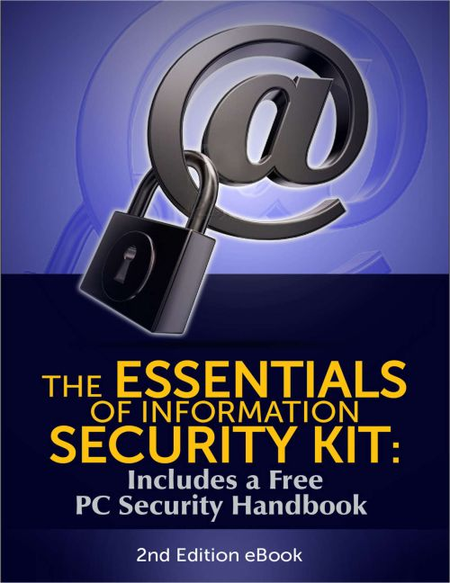 Free eBooks: The Essentials of Information Security Kit: Includes a Free PC Security Handbook  2nd Edition eBook
