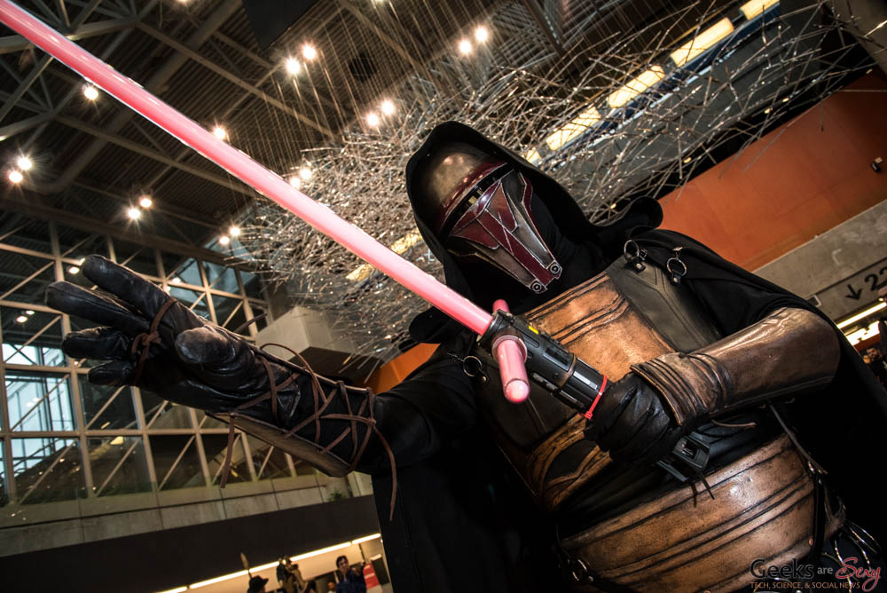 Darth Revan - Montreal Comiccon 2016 - Photo by Geeks are Sexy