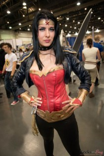 Wonder Woman - Quebec City Comiccon 2016 - Photo by Geeks are Sexy