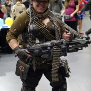Wasteland Warrior #2 - Quebec City Comiccon 2016 - Photo by Geeks are Sexy