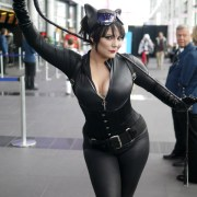 Catwoman - Quebec City Comiccon 2016 - Photo by Geeks are Sexy