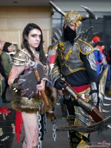 Diablo Cosplayers - Quebec City Comiccon 2016 - Photo by Geeks are Sexy